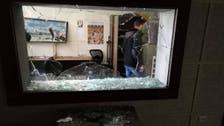 غزہ: فلسطین کے سرکاری ٹیلی ویژن چینل کے دفتر پر بلوائیوں کا حملہ