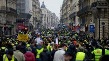 'Yellow vest' anniversary protests lead to 254 arrests