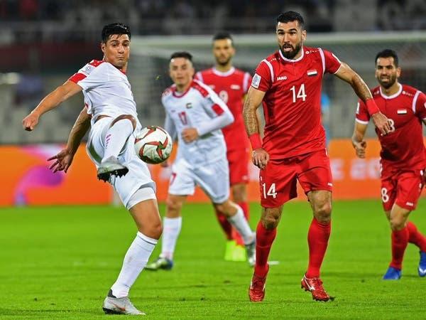 فلسطين وسوريا تتعادلان سلبياً في كأس آسيا