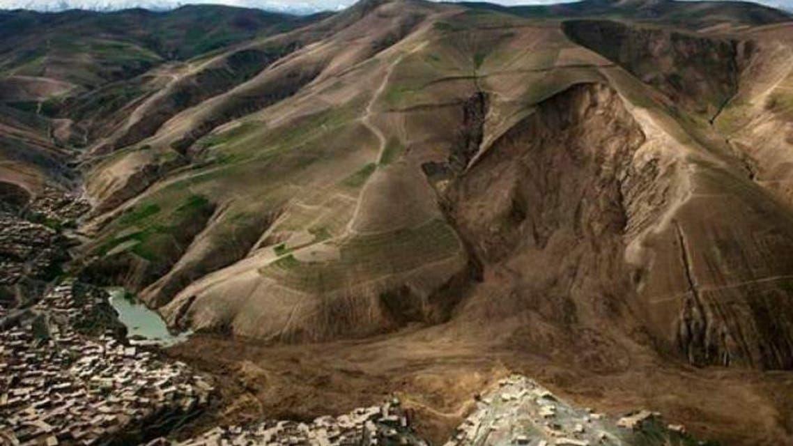 30 تن در اثر لغزش کوه در بدخشان افغانستان جان باختند