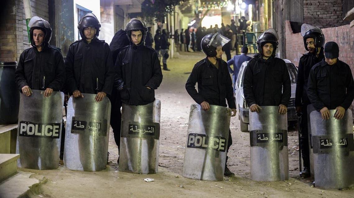 Egypt security (AFP)
