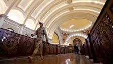 تعزيزات أمنية بمحيط الكنائس لتأمين احتفالات أقباط مصر