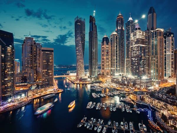 دبي: الاقتصاد سينمو بنسبة 3.8% في 2020