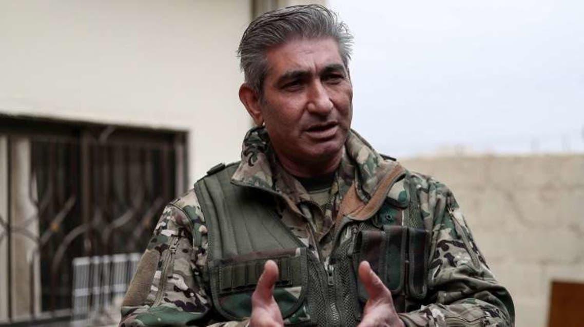 القيادي الكردي ريدور خليل