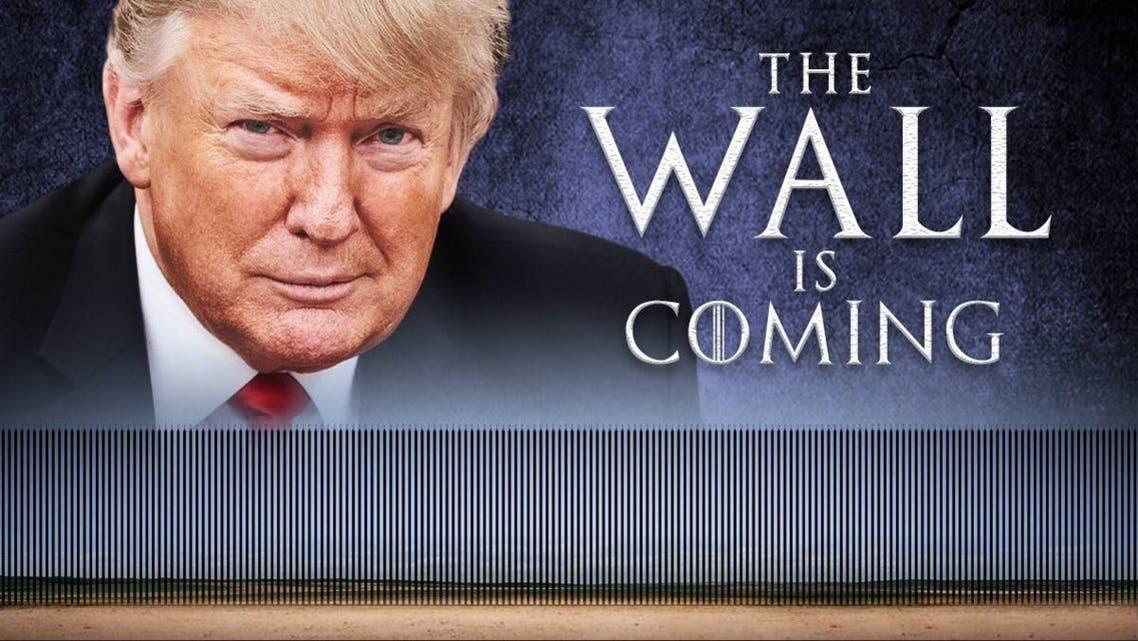ترمب - الجدار