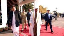 ابوظبی کے ولی عہد کی پاکستان کے ایک روزہ دورہ پر اسلام آباد آمد