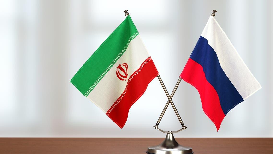 إيران روسيا