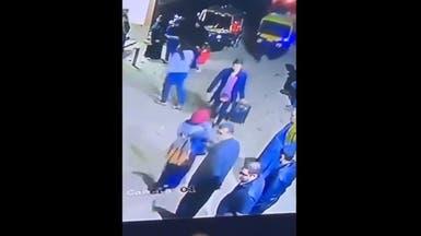 شاهد لحظة وضع الإرهابي للمتفجرات بجوار كنيسة القاهرة