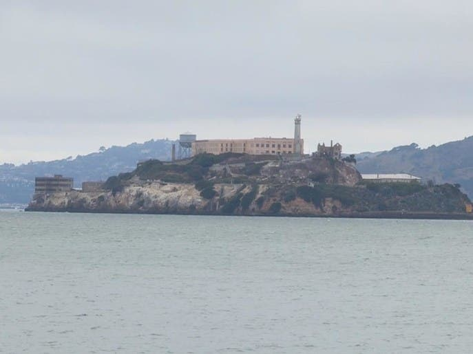 سجن الكاتراز في سان فرانسيسكو