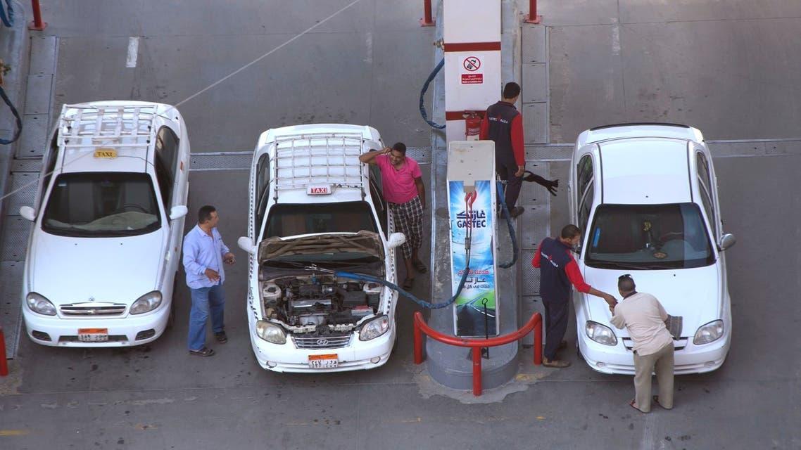 وقود مصر