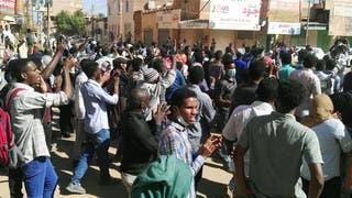 تظاهرات في الخرطوم.. ومسيرة نحو قصر الرئاسة