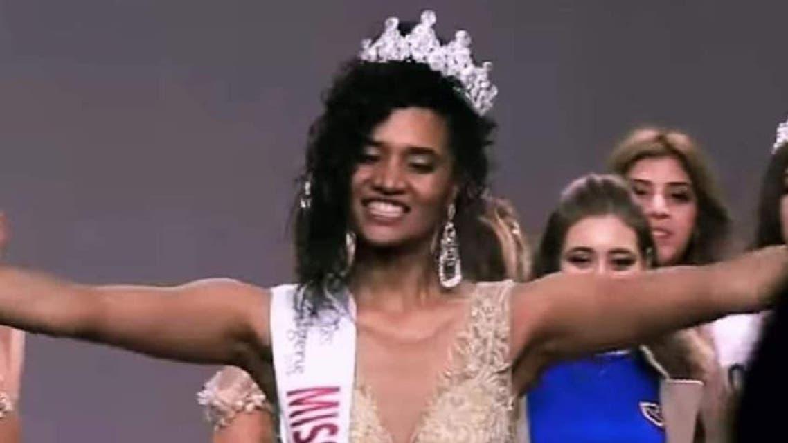 Beauty queen from aljazair