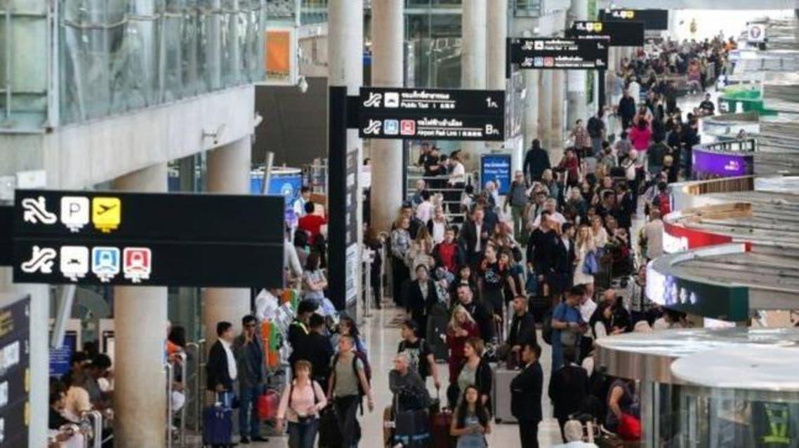 bkk airport reuters