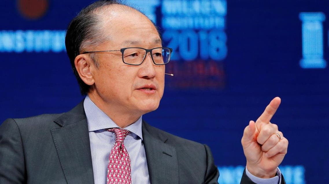 World Bank Group President Jim Yong Kim (Reuters)