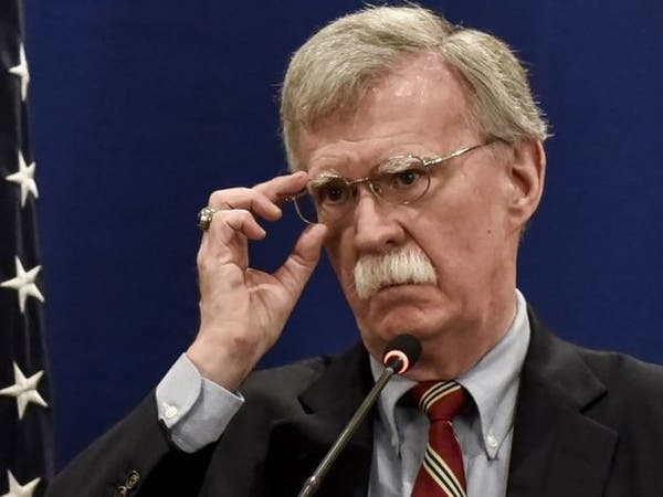 بولتون:إيران زودت الوكالة الذرية بمعلومات منقوصة ومزيفة