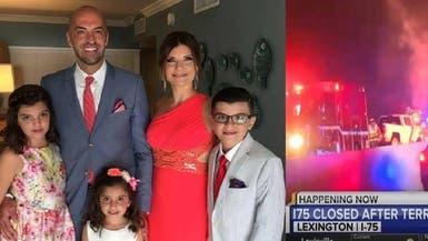 سائق أميركي مخمور قتل بشاحنته عائلة لبنانية من 5 أفراد
