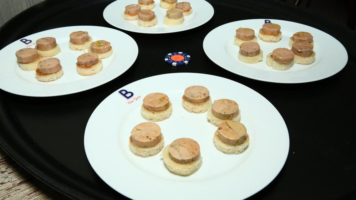 foie gras  (AFP)