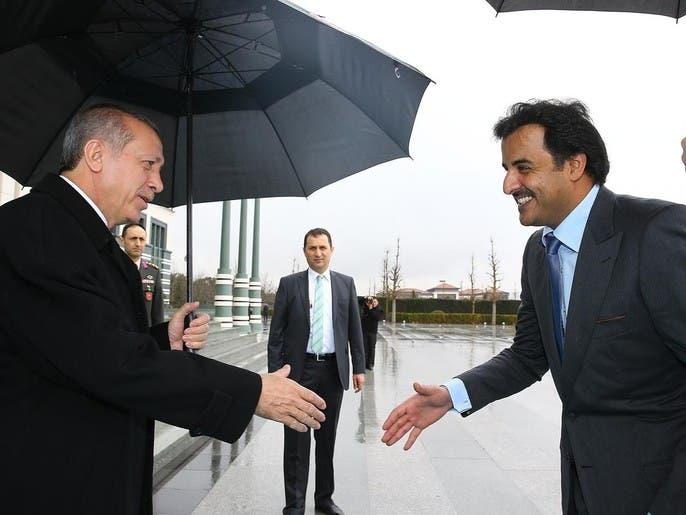 الدوحة تعلن: أردوغان يصل غداً في زيارة عمل