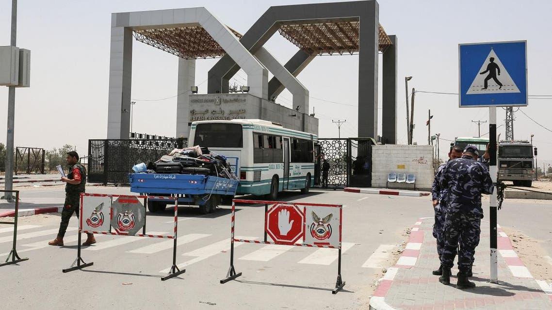 Egypt Gaza crossing (AFP)