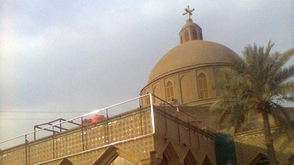 Iraq churches for sale. (Supplied)