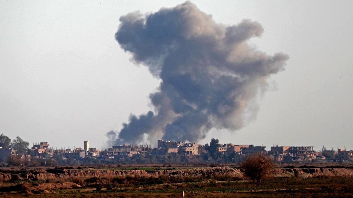 Extremists defending their last bastion in eastern Syria used the cover of bad weather to launch a deadly counterattack against a Kurdish-led force. (File Photo: AFP)