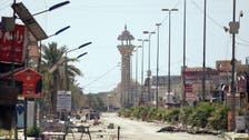 مقتل شرطيين عراقيين بانفجار سيارة ملغومة في تكريت