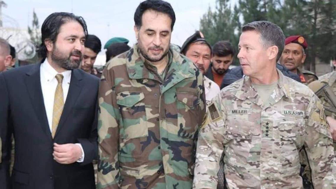 اسدالله خالد: اگر مخالفان مسلح صلح نکنند بصورت قاطع سرکوب خواهند شد