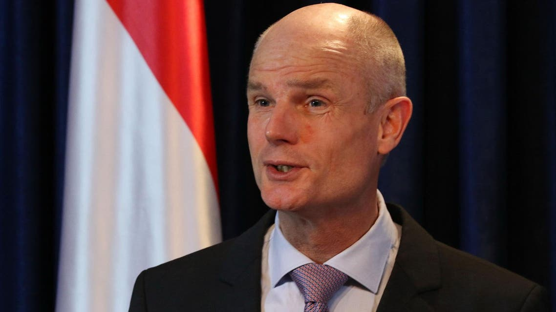 Dutch Foreign Minister Stef Blok said Iran was likely behind the murders of two Dutch citizens believed to be dissidents against the regime in Tehran. (File photo: AFP)