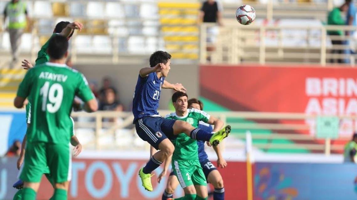 بازی ژاپن و ترکمنستان