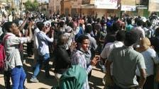 سوڈان کے دارالحکومت میں مظاہرے، حکومت کی برطرفی کا مطالبہ