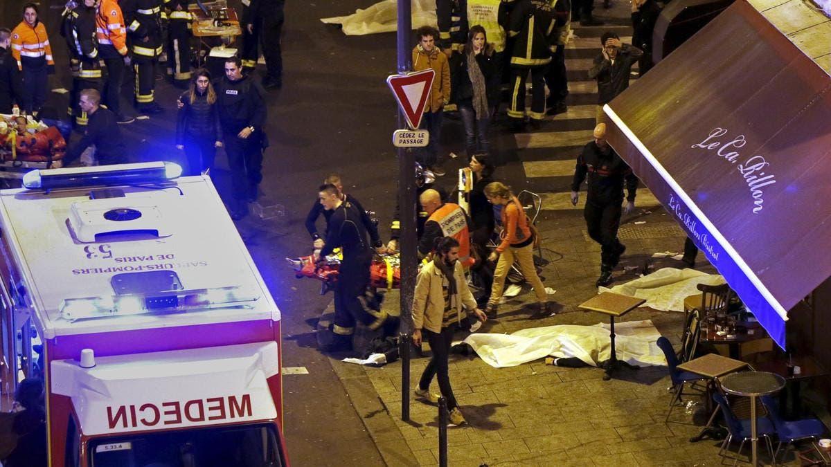 من هجمات باريس 2015