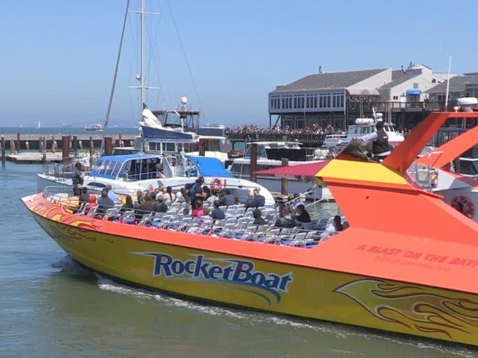 الواجة البحرية في سان فرانسيسكو من أهم الوجهات السياحية