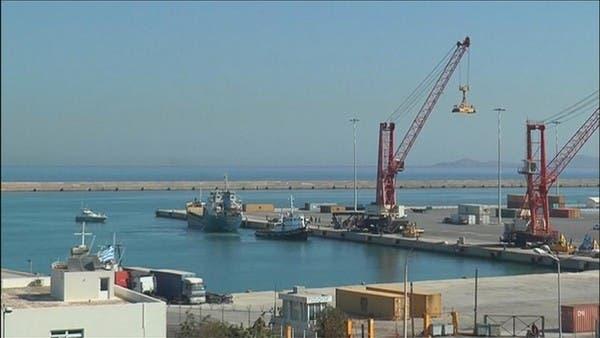 """فرقاطة يونانية تنضم لـ""""إيريني"""" لمراقبة حظر الأسلحة لليبيا"""