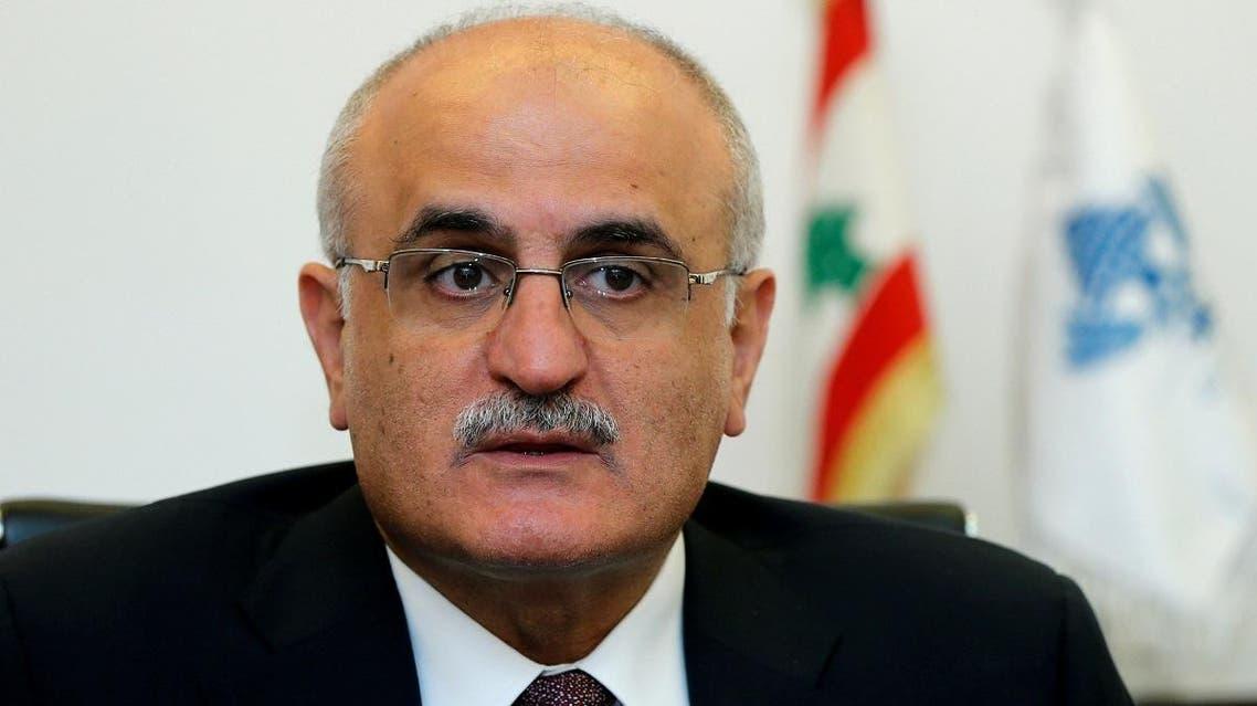 Lebanon minister of finance Ali Hassan Khalil (Reuters)