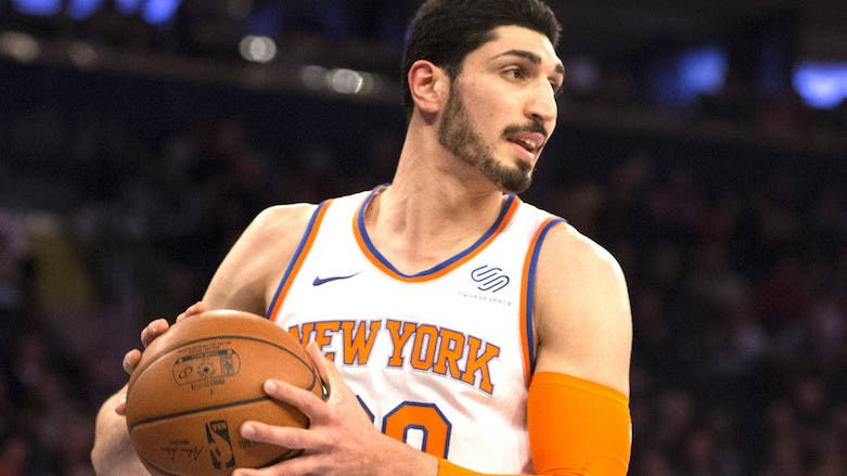 لاعب السلة التركي كانتر