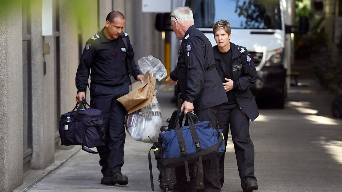 Australian police are investigating the delivery of suspicious packages sent to foreign embassies and consulates in Melbourne and Canberra. (Reuters)