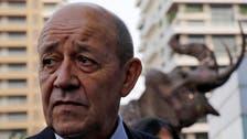 لیبیا سے غیر ملکی فوج کا انخلا اور حکومت کی تشکیل جلد عمل میں آنا چاہیے: فرانس