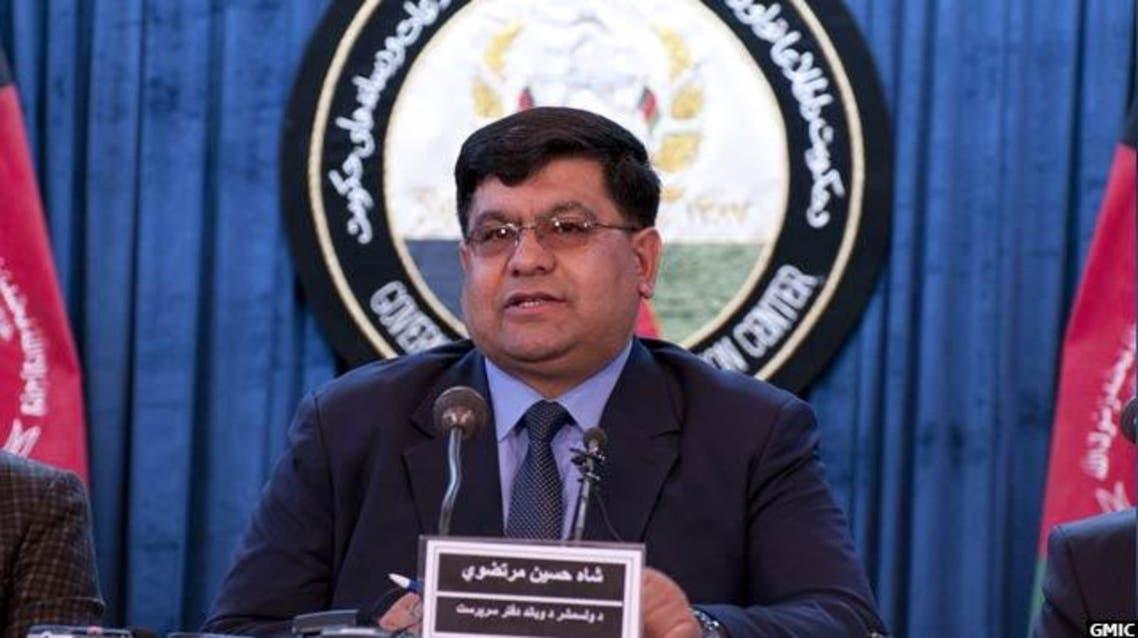 شاه حسین مرتضوی معاون سخنگوی رییس جمهوری افغانستان