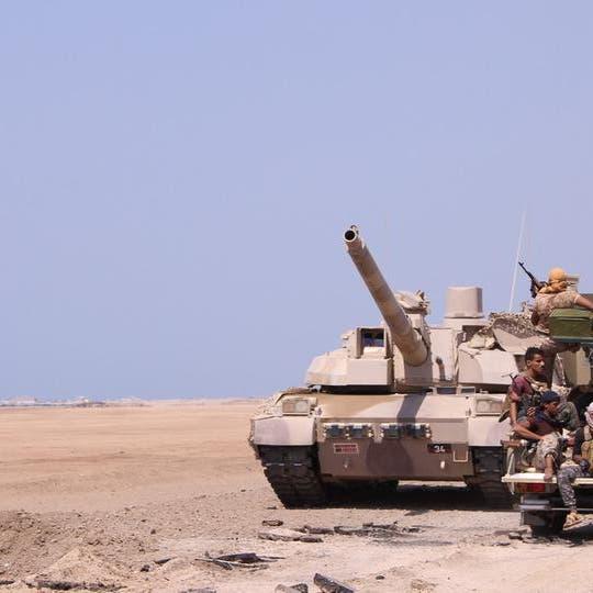 صعدة.. الجيش اليمني يحاصر باقم من خمسة محاور