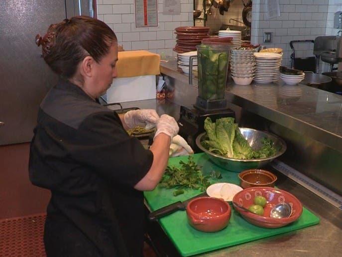 السياحة عبر العربية | الأطباق المكسيكية في سان فرانسيسكو