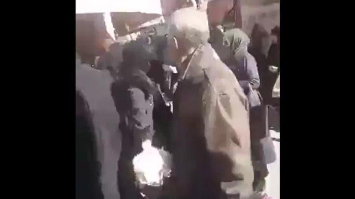 Iran: chicken ques
