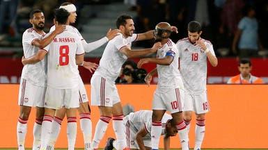 الإمارات تتجاوز الهند بثنائية خلفان ومبخوت في كأس آسيا