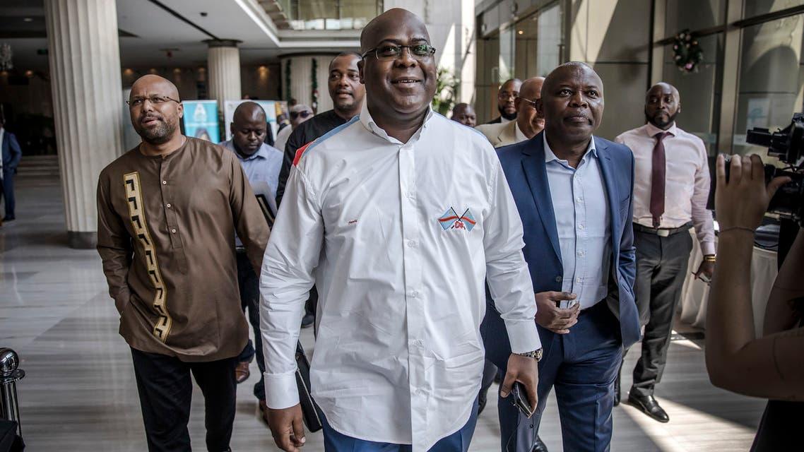 المعارض تشيسيكيدي رئيساً للكونغو الديمقراطية