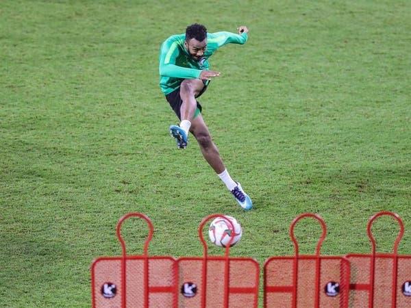 بحضور الفواز.. الأخضر يستعد لمواجهة لبنان في كأس آسيا