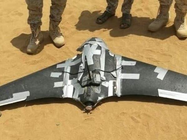 التحالف يسقط طائرة حوثية مسيرة فوق معسكره بالحديدة