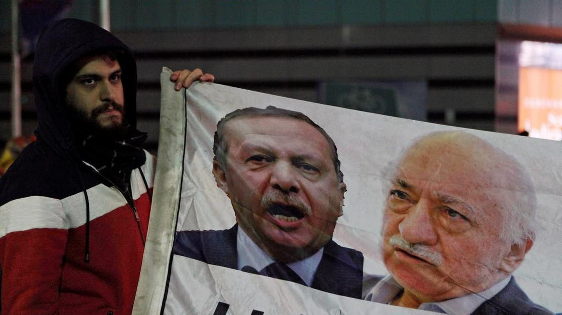 Turkey arrests Gulen supporters (Reuters)