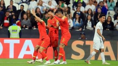 الصين تحقق انتصارها الثاني في كأس آسيا وتتجاوز الفلبين