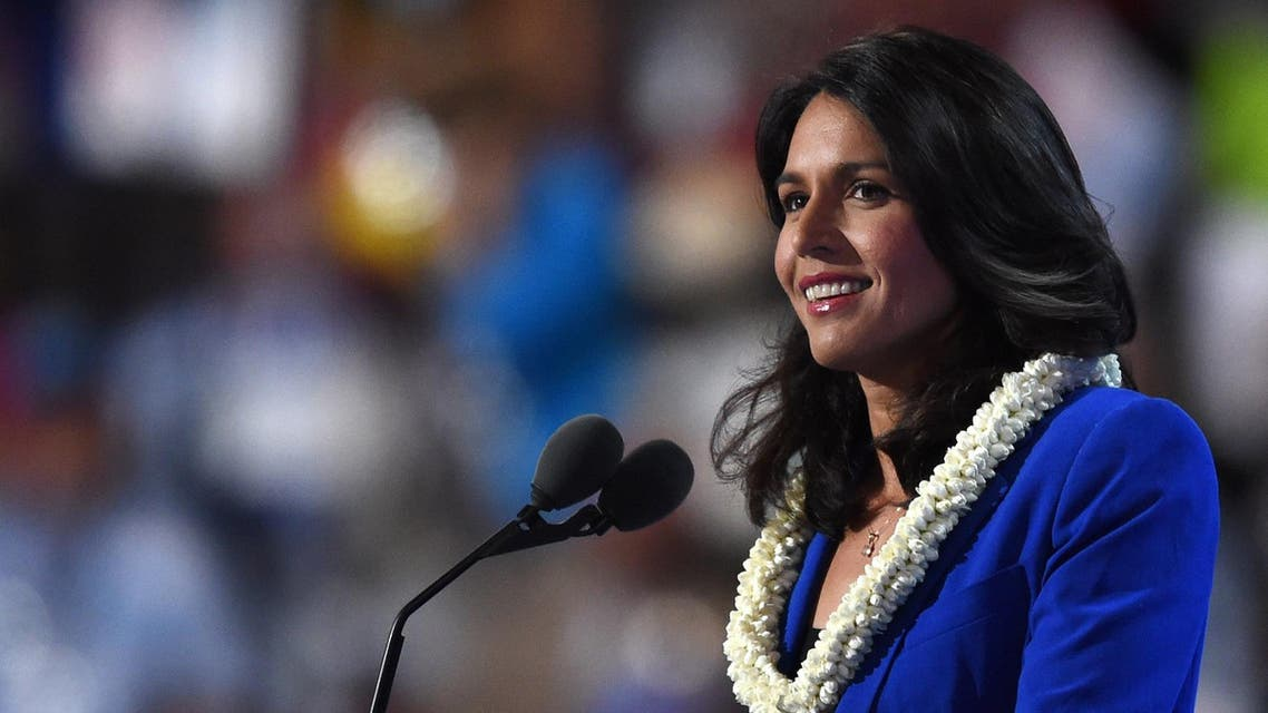 Democratic congresswoman Tulsi Gabbard said Friday that she is launching a US presidential bid. (File photo: AFP)