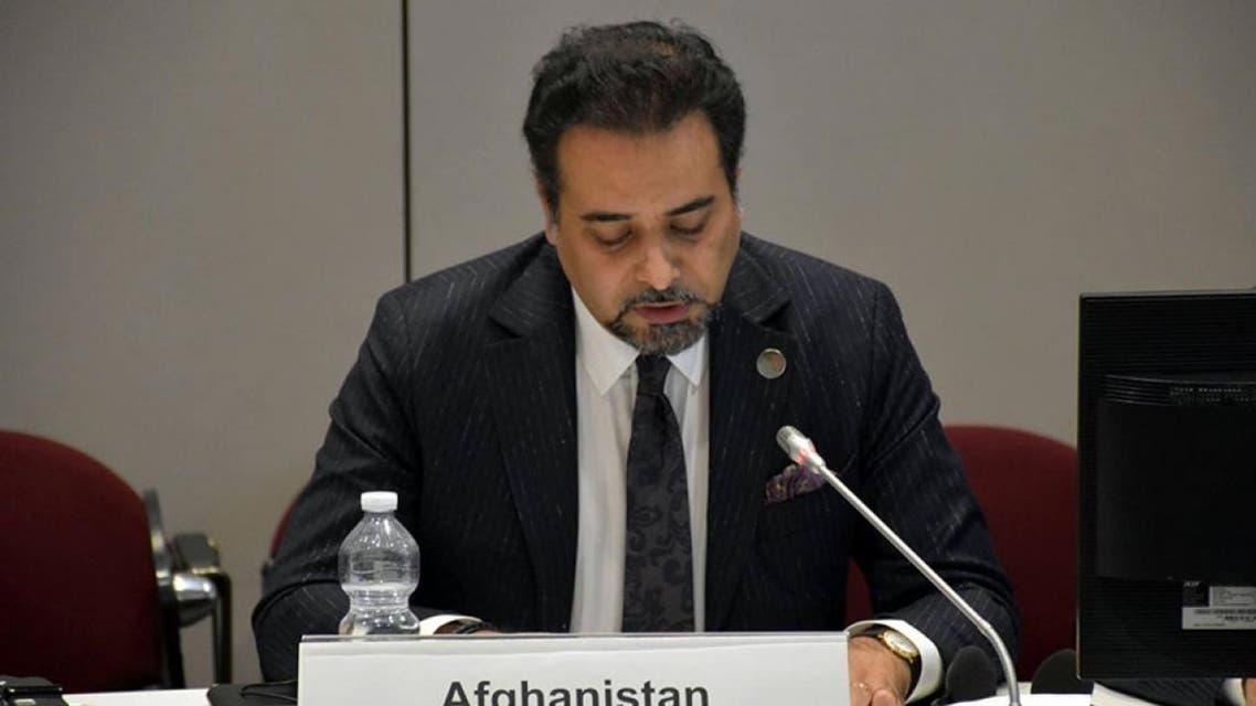 معین سیاسی وزیر خارجه افغانستان