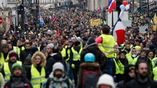 Thousands march in 9th straight French yellow vest protests